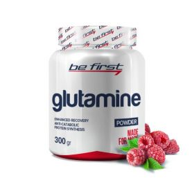 Glutamine Powder от Be Firsrt, 300 грамм