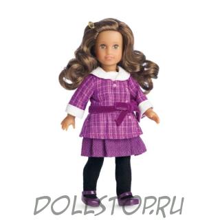 Мини кукла  Американ Гел Ребекка Рубин  2014 - American Girl  Rebecca Mini Doll & Book 2014