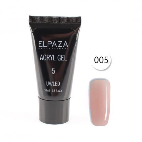 Акригель ELPAZA ACRYL GEL 30ml 05