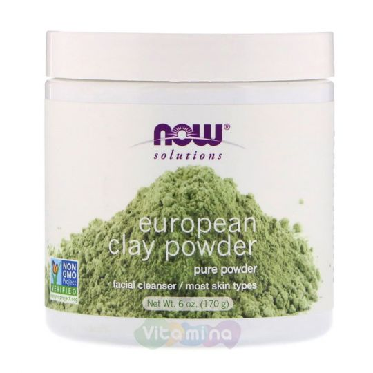 Косметическая глина European Clay Powder