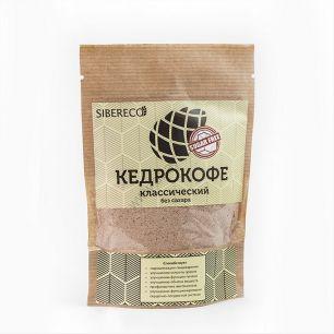 Кедрокофе Классический на натуральных молочных сливках без сахара, 90гр