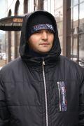 черная куртка с капюшоном новосибирск