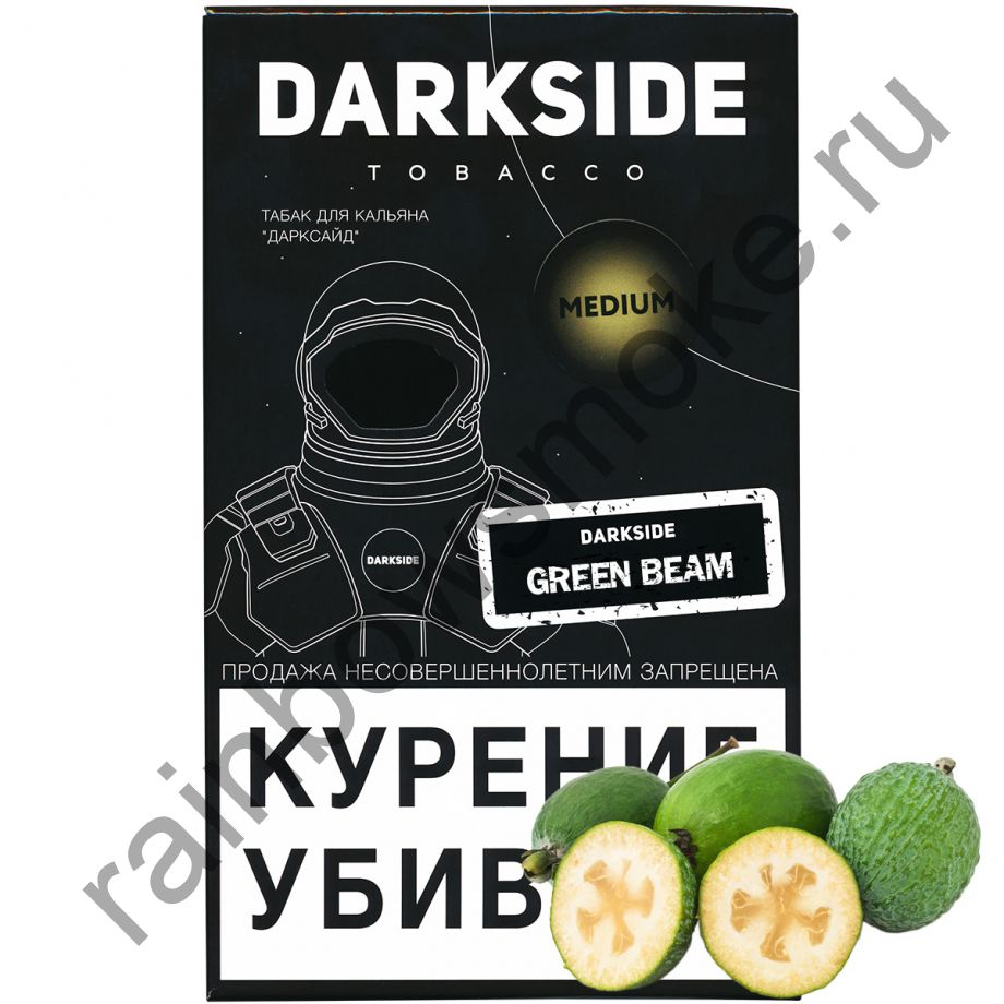 DarkSide Core (Medium) 100 гр - Green Beam (Грин Бим)