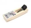 Рубанок японский горбач с ПОЛУКРУГЛЫМ ножом Shiho Sori 120/24мм белый дуб MikiTool М00011462