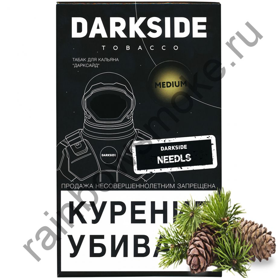 DarkSide Core (Medium) 100 гр - Needls (Нидлз)