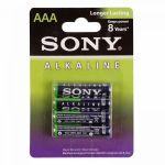Батарейка алкалиновая SONY LR03/4S (AAA)