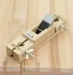 Рубанок японский для срезания фасок раздвижной, колодка 203мм, нож 31мм MikiTool М00010196