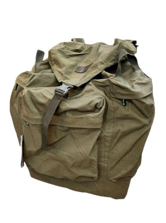 Рюкзак PRIVAL промысловый 70л. (брезент палаточный)