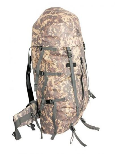 Рюкзак водонепроницаемый Woodland Extreme 90L