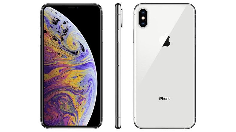 Apple iPhone Xs Max 256GB Silver (A2101) (MT542RU/A)