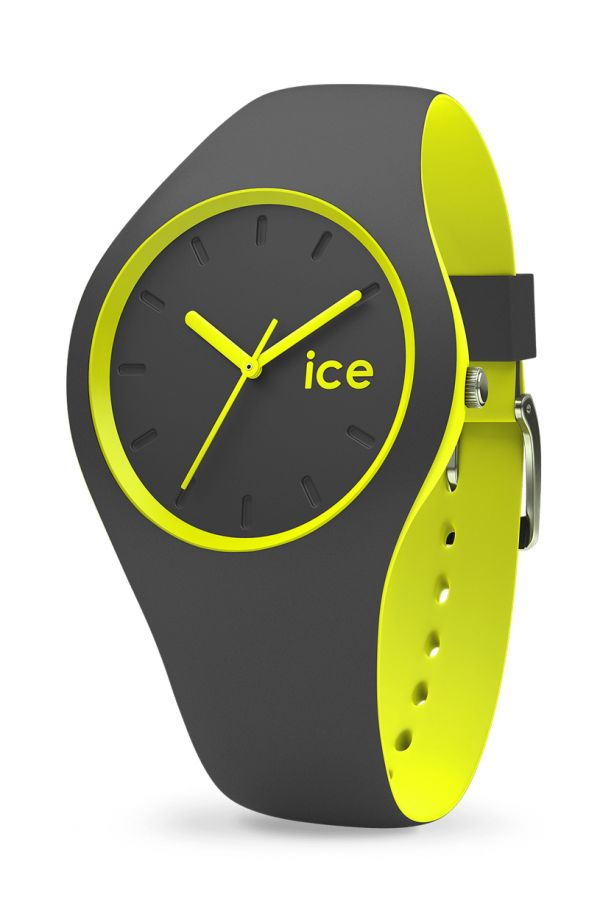 Ice-Duo Anthracite-Yellow