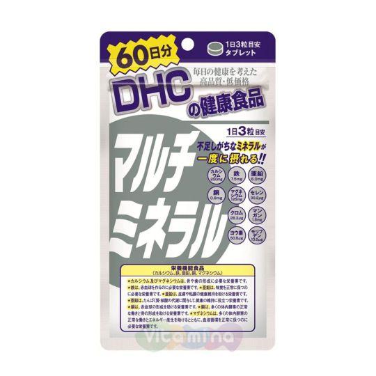 DHC Мультиминералы, 60 дней