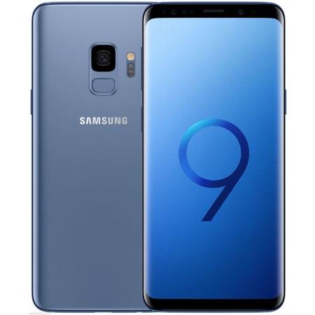 Samsung Galaxy S9 64GB SM-G960FD Coral Blue (SM-G960FGBDSER)