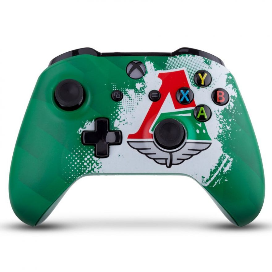 Геймпад Microsoft Xbox One Wireless Controller FC Lokomotiv