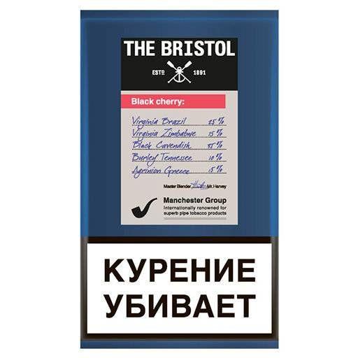 Табак трубочный The Bristol Black Cherry