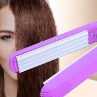 Мини-утюжок для волн гофре Ion Hair-Perming Appliance, цвет фиолетовый (3)