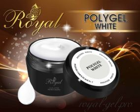 ACRYL GEL WHITE  ROYAL 50 мл