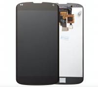 LCD (Дисплей) LG E960 Nexus 4 (в сборе с тачскрином) (black) Оригинал