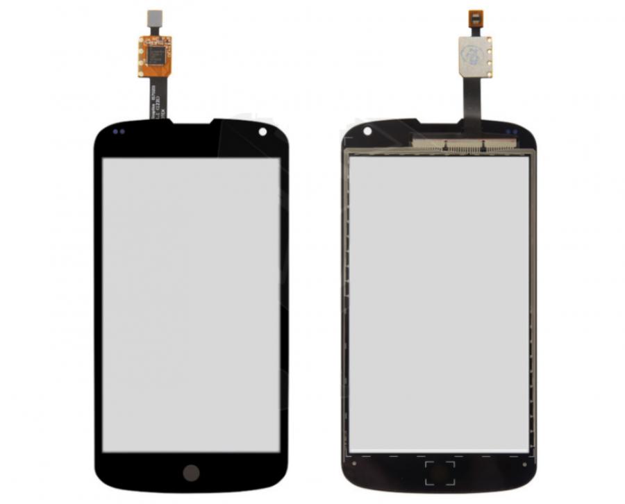 Тачскрин LG E960 Nexus 4 (black)