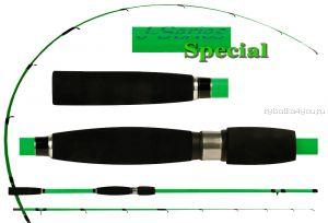 Спиннинг Silver Stream J-Series Special JSS180   1,8 м / тест 200 гр