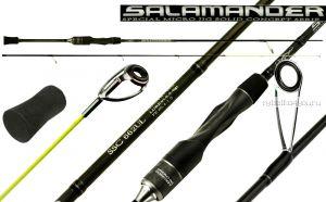 Спиннинг Silver Stream Salamander Solid SSS662UL  1,98 м / тест 0,4- 6 гр