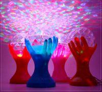 Декоративный LED-светильник Шар В Руках, 18 см (2)