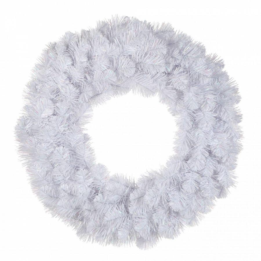 Триумф венок Исландская диам. 45 см белоснежная