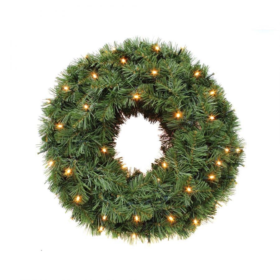 Триумф венок-люстра Элегантный 1 кольцо 45 см 96 ламп зеленый