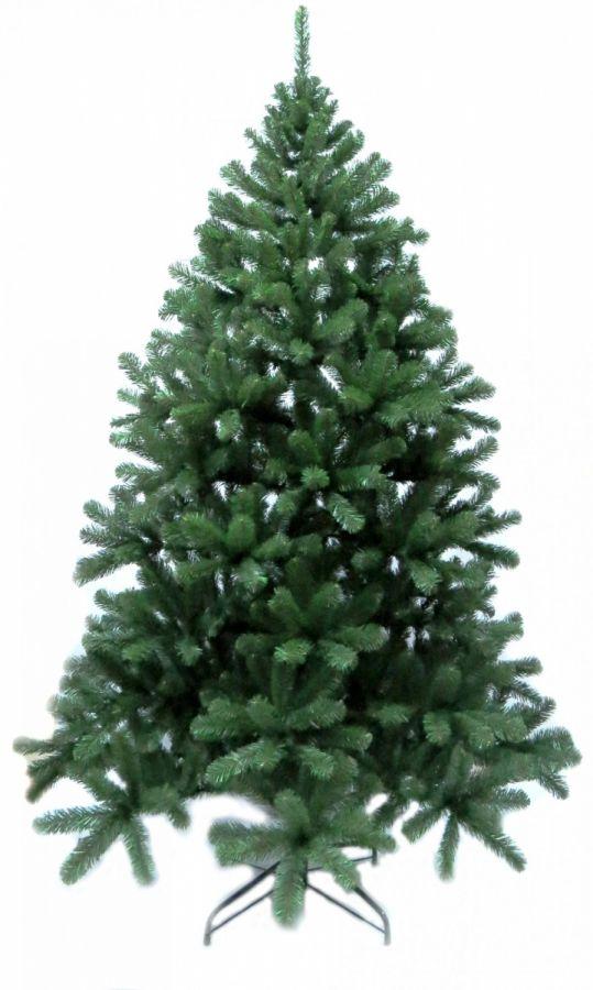 Искусственная сосна Праздничная 185 см зеленая