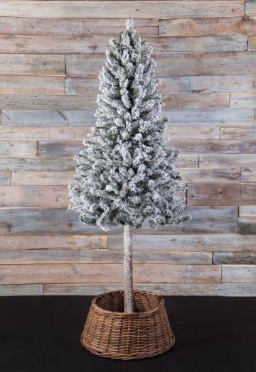 Искусственная елка Винзор 185 см заснеженная