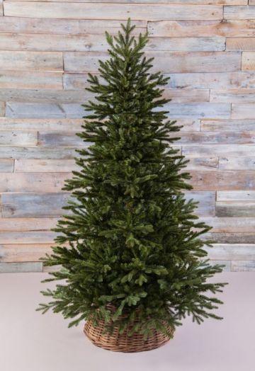 Искусственная елка Ирландская 155 см зеленая
