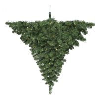 Люстра Праздничная диам. 130 см 192 ламп зеленая