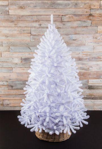 Искусственная елка Исландская 215 см белоснежная