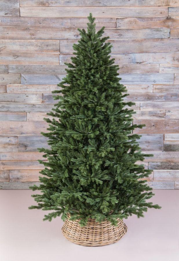 Искусственная елка Шервуд премиум full PE 215 см зеленая