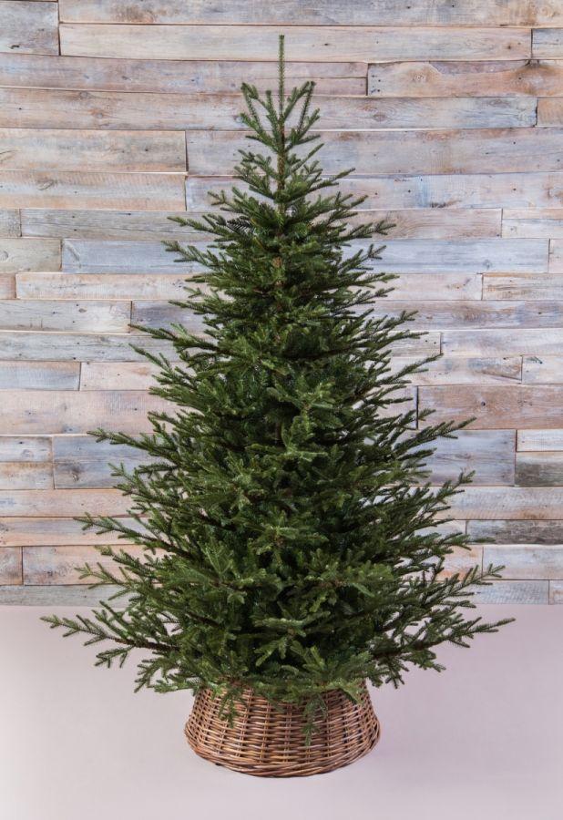 Искусственная елка Французская 230 см зеленая