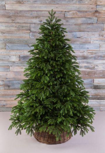 Искусственная елка Коттеджная full РЕ 230 см зеленая