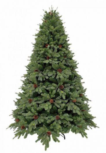 Искусственная елка Торжественная 260 см зеленая