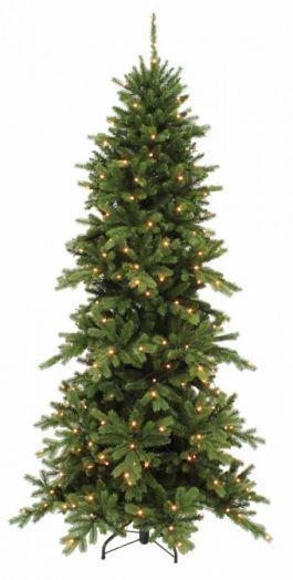 Искусственная сосна Изумрудная 305 см 432 лампы зеленая