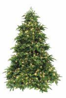 Искусственная елка Нормандия 305 см 1144 ламп темно-зеленая