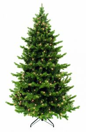 Искусственная елка Шервуд премиум 425 см 1840 ламп зеленая