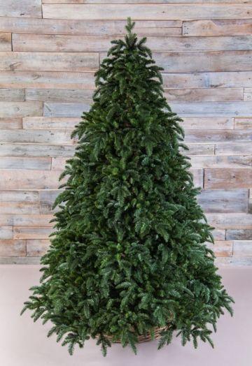 Искусственная елка Нормандия 500 см темно-зеленая