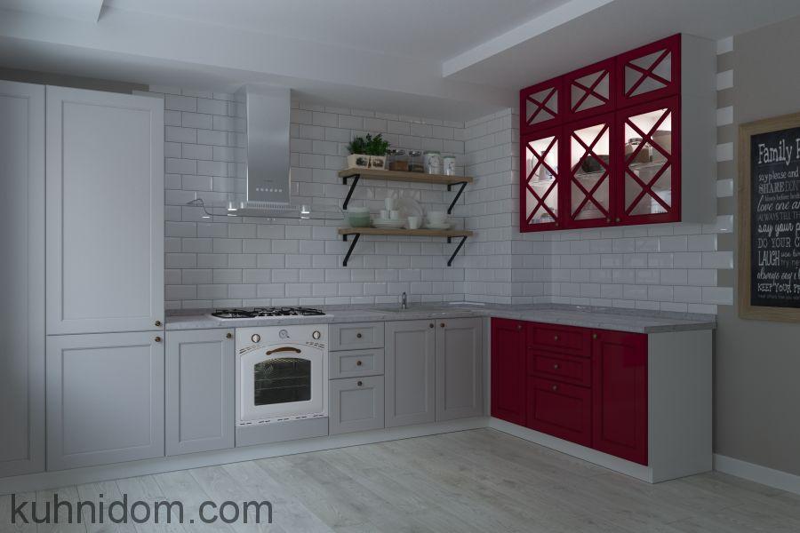 Кухня Treviolo