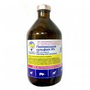 Гентамицин 4% Раствор для инъекций, 100мл