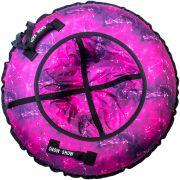Тюбинг Стандарт 120 см Галактика Pink