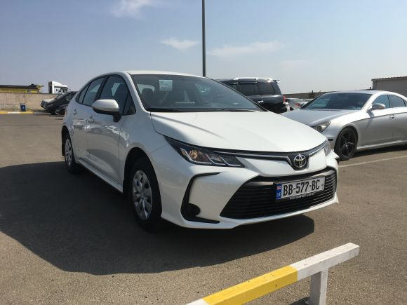 Toyota Corolla 2019 г.