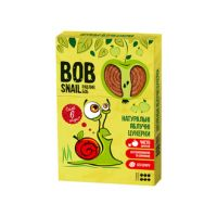 Яблочная пастила без сахара Bob Snail,30 грамм