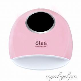 Светодиодная LED/UV лампа STAR  5  48W