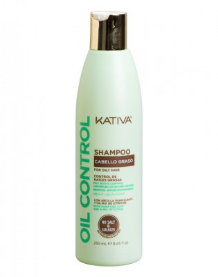 Шампунь «Контроль» для жирных волос OIL CONTROL Kativa, 250 мл