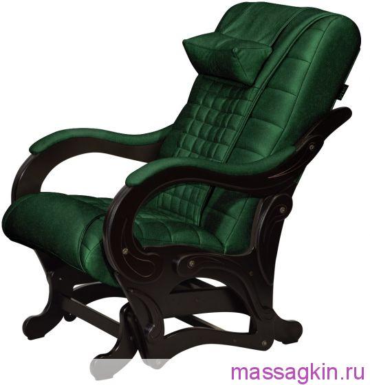 Массажное кресло-глайдер EGO BALANCE EG-2003 Натуральная кожа эксклюзив