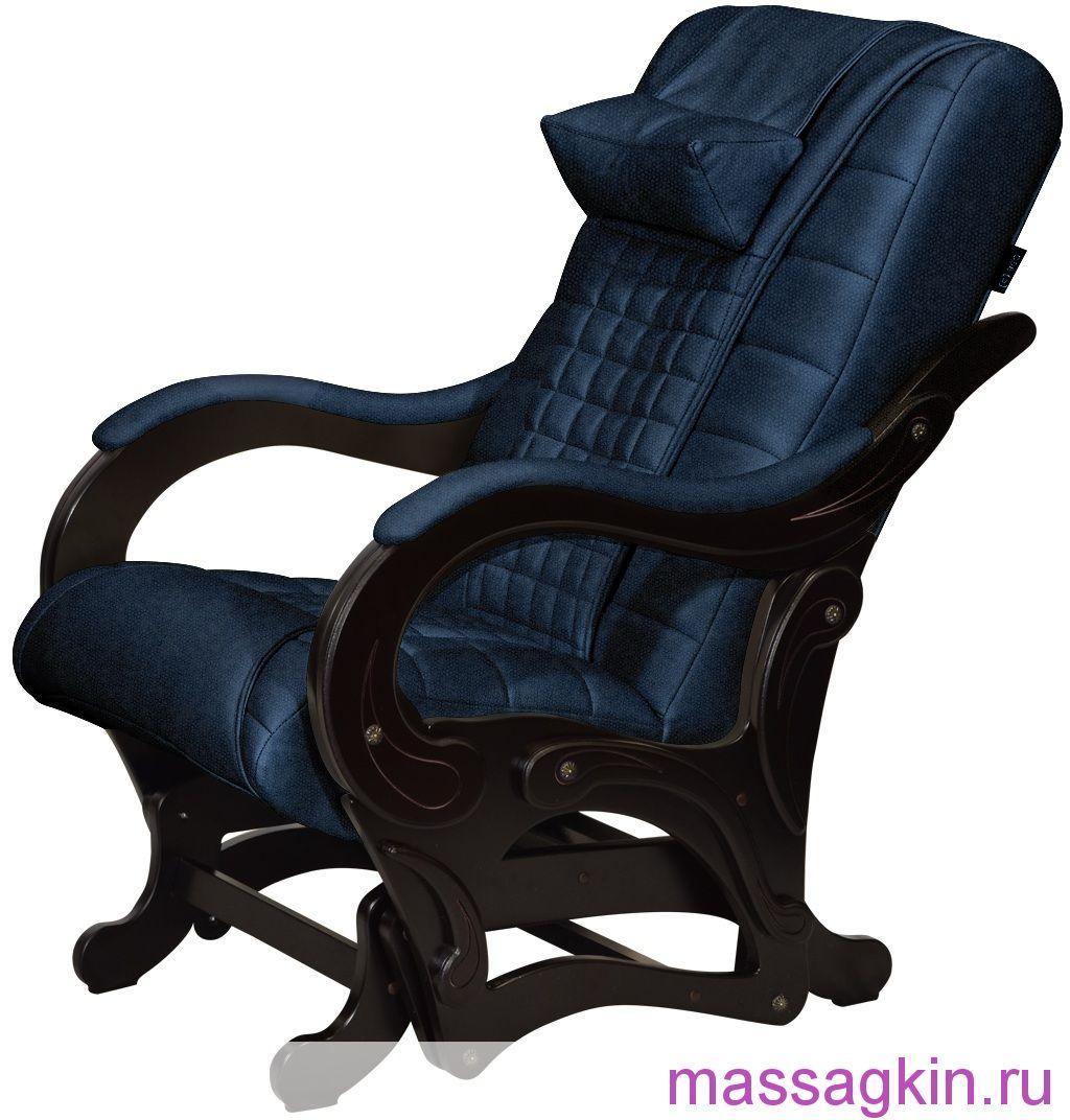 Массажное кресло-глайдер EGO BALANCE EG-2003 Комбинированная кожа эксклюзив